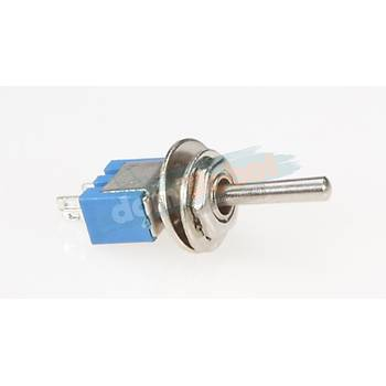 3Pin Mini Toggle Switch On/Off  (SMTS-102-1A)