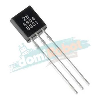 2N3904 NPN  Transistör (10 adet)