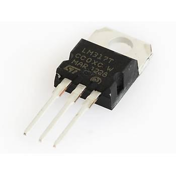 LM317T 1.2/37V Ayarlanabilir -1.5A Voltaj Regülatör