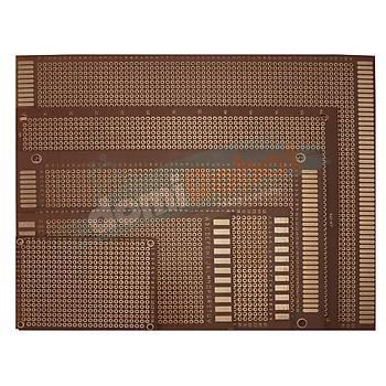 150x96mm Delikli Pertinaks
