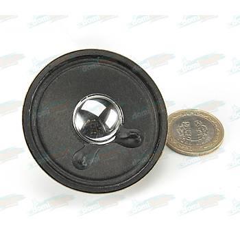 8 Ohm 0.5W 57mm Hoparlör