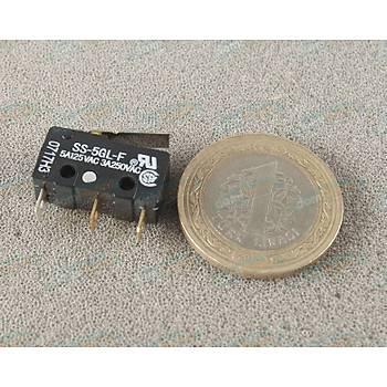 3D Yazıcı için Micro Limit Switch (SS-5GL-F)