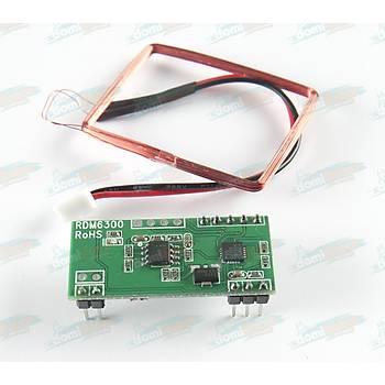 RFID Card ID Reader Module (RDM6300 125Khz EM4100 )