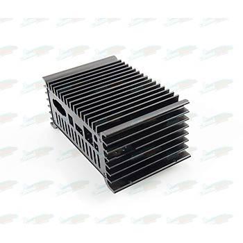 CubieTruck Metal Kasa - Siyah