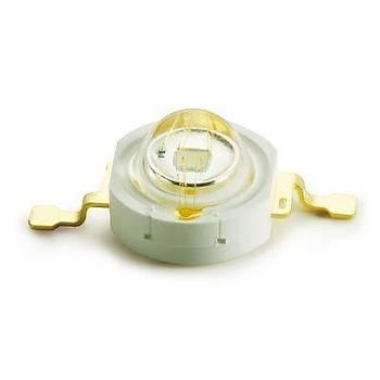 EDISON Infared (Kýzýlötesi) Power LED 1W 830nm-850nm
