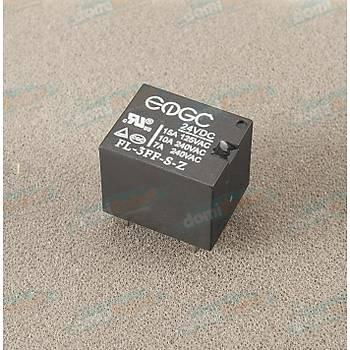 24V DC PCB Röle (FL-3FF-S-Z-24VDC)