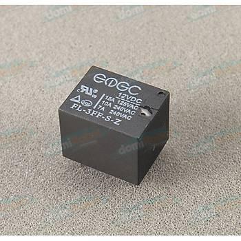 12V DC PCB Röle (FL-3FF-S-Z-12VDC)