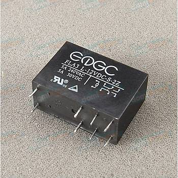 12V DC PCB Röle (FLA3 L-S-2Z-12V)