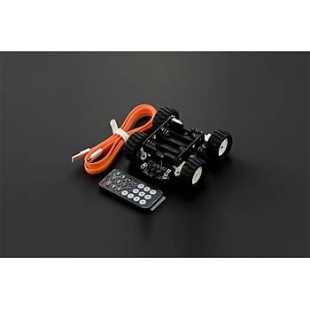 DFRobot 4WD MiniQ Arduino Robot V2.0