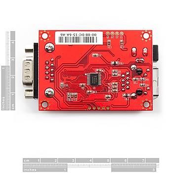 WIZnet Serial-to-Ethernet Gateway - WIZ110SR