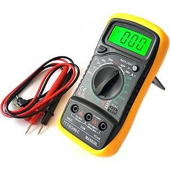 MAS830L Dijital Multimetre