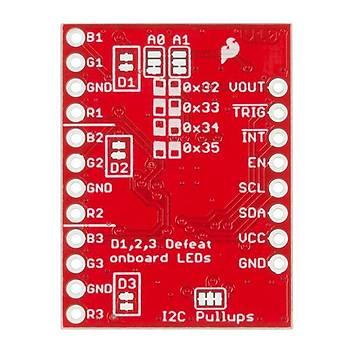 SparkFun LED Sürücü Breakout Kartý- LP55231
