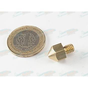 Ultimaker Nozzle (3.0mm Filament +0.3mm Extruder Print Head)