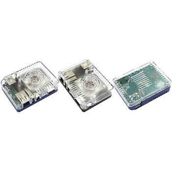 XU4 Case Blue - XU4 Kasa Mavi