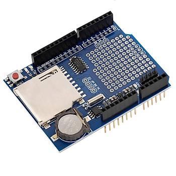 Arduino Uyumlu Veri Kayýt Shield