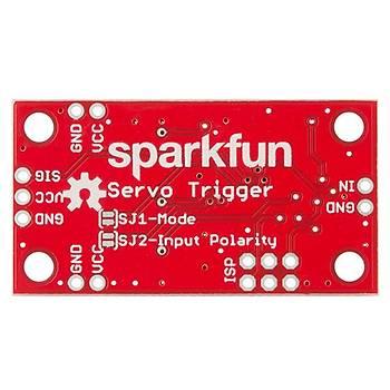 SparkFun Servo Motor Sürücüsü