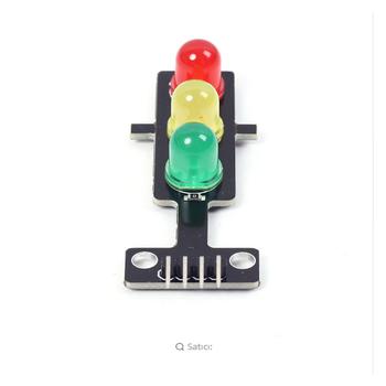 LED Trafik Lambasý Modülü -Arduino Uyumlu-
