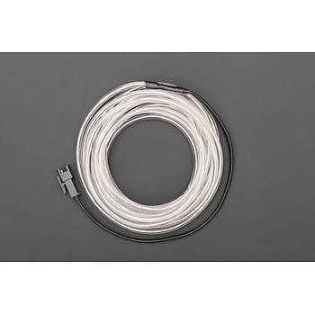 EL Wire - Gri Mavi (3m)