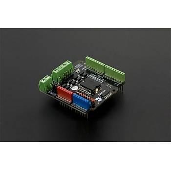 DFRobot 2x2A Arduino Motor Shield (Twin)