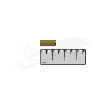 12mm M3 Metal Diþi-Diþi Aralayýcý Distans (Standoff) - 4 lü Paket