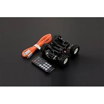 DFRobot MiniQ 4WD Arduino Mobil Keþif Robotu