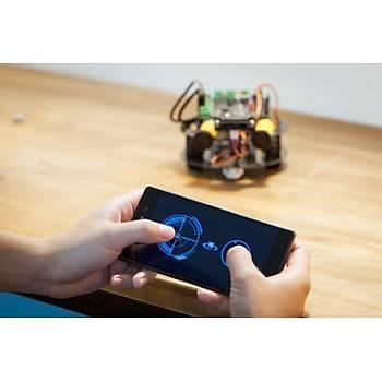 DFRobot Romeo BLE - Bluetooth 4.0 ile Arduino Robot Kontrol Kartý