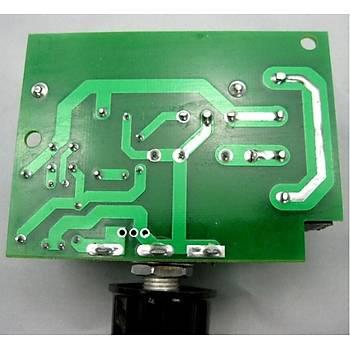 AC 220V 4000W Motor Hýz Kontrol Kartý  (Dimmer)