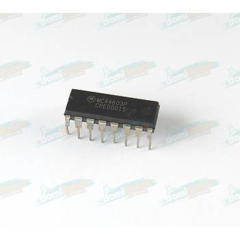 MC44603P -Mixed Frequency Mode PWM Controller