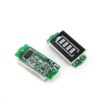 3s Lityum Batarya Kapasite Gösterge Modülü