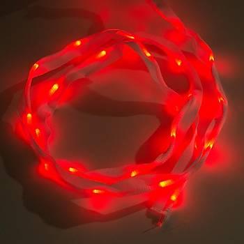 SparkFun Sewable LED Ribbon - 1m, 25 LEDs - Kýrmýzý