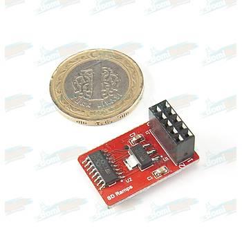 Ramps için Micro SD Kart Adaptörü