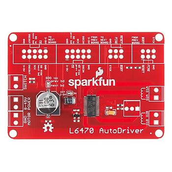SparkFun AutoDriver - Stepper Motor Driver (v13)