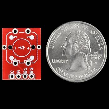 SparkFun LED Tactile Button Breakout
