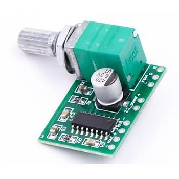 PAM8403 Mini 5V Dijital Ses Yükseltici (Potansiyometreli)