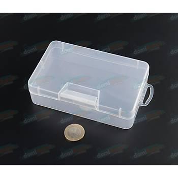 14.5x8.8x4cm Plastik Kutu - ÝTHAL