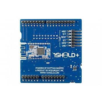 1Sheeld+ - Akýllý telefon ile çok yönlü Arduino Shield
