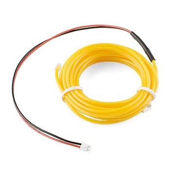 EL Wire - Sarý (3m)