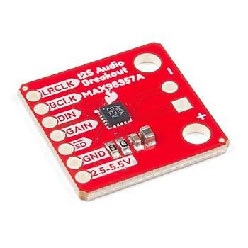 SparkFun I2S Audio Breakout - MAX98357A