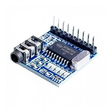 MT8870 DTMF Telefon Ses Çözücü Modülü
