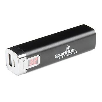 SparkFun Lithium Ion Power Bank - 2.2Ah (USB)
