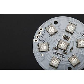 DFRobot Light Disc with 7 SMD RGB LED