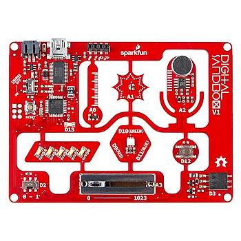 SparkFun Ardublock Kiti - Digital Sandbox