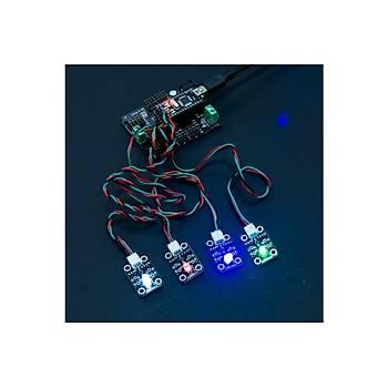 DFRobot Gravity: Digital Yeþil LED Iþýk Modülü