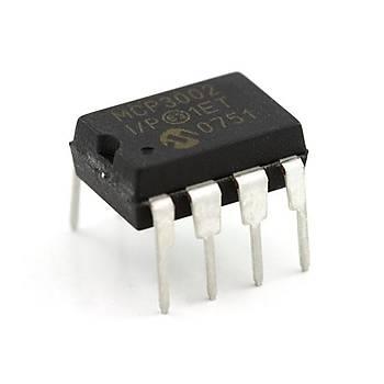 MCP3002 Analog to Digital Konvertor