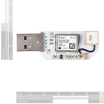 Onion Omega GPS Expansion Board
