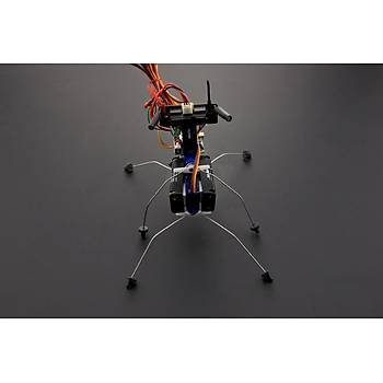 DFRobot Insectbot Hexa Robot Kit - Arduino Uyumlu