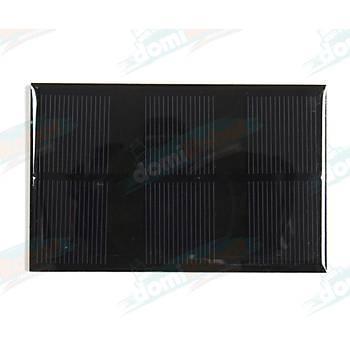 Güneþ Paneli - Solar Panel 110x70mm - 1.5 V 500 mA