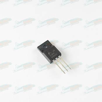 FQPF6N60C -600V N-Channel Mosfet