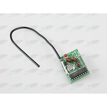 433 MHz 3000 Metre RF Verici