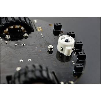 DFRobot MiniQ 2WD Tam Robot Kiti v2.0 (Arduino Uyumlu)